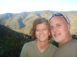 Me and Karen in the mountains (Yea, since this is ramblings I just had to stick that one in here and show her off!!)