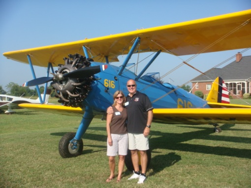 This was one of our favorite planes!  Belongs to Mr. Hartness.